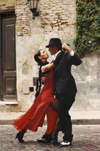 De dans met corona
